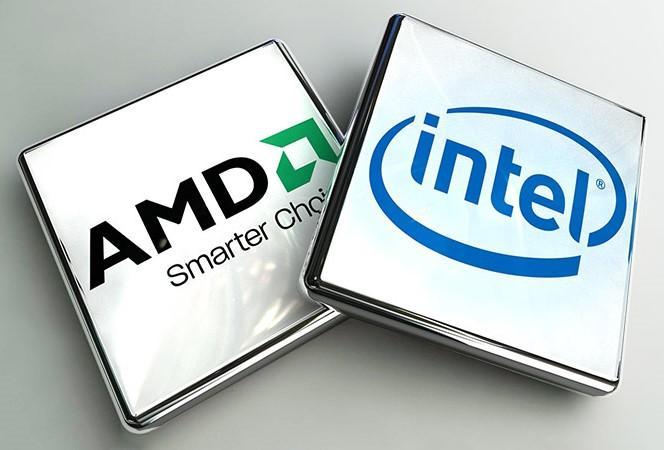 AMD en Intel