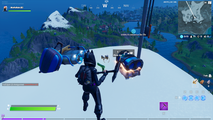 Fortnite Chapter 2 Chests