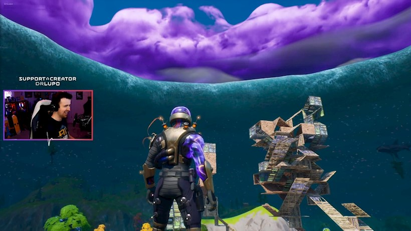 Fortnite The Device Event