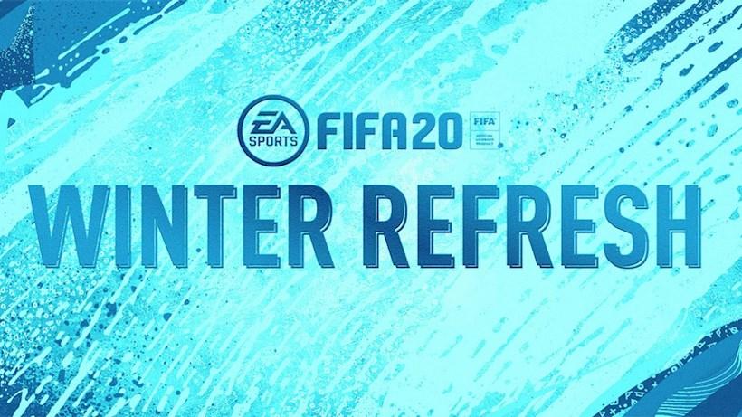 Winter Refresh in FIFA 20