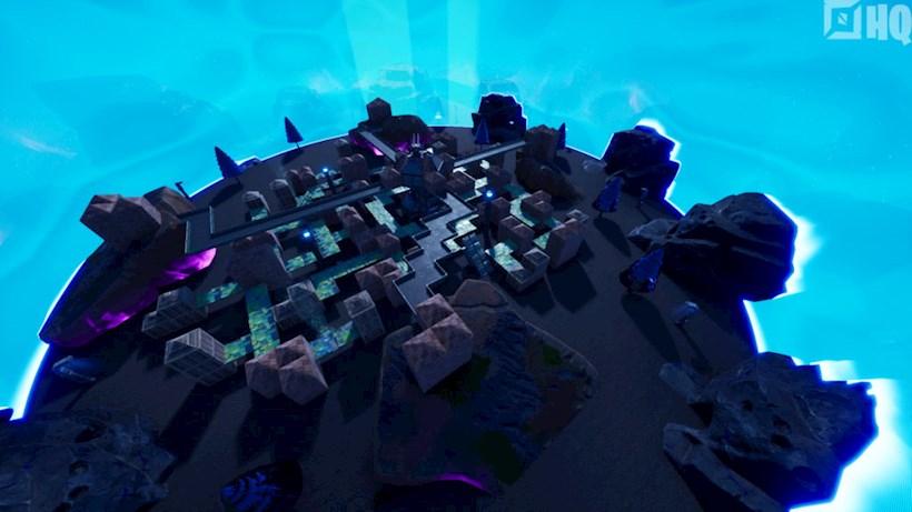 Zone Wars Fortnite Space