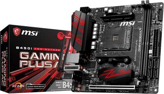 MSI B450 Gaming Plus AC